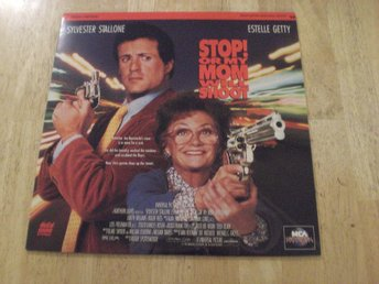 Stop! Or My Mom Will Shoot [ SYLVESTER STALLONE ]