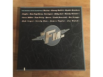 FM - THE ORIGINAL SOUNDTRACK. (2LP)