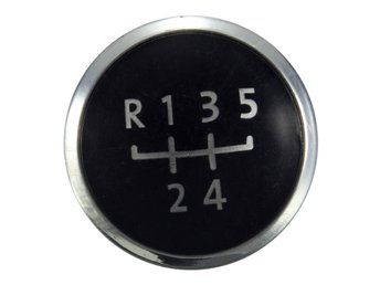 5 Speed Gear Knob Emblem Cap Covers for Volkswagen Transp...