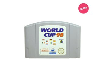 World Cup 98 (EUR / N64)