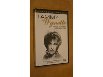 TAMMY WYNETTE-QUEEN OF THE COUNTRY (DVD)