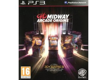 PS3 - Midway Arcade Origins (Beg)