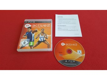 EA ACTIVE PERSONAL TRAINER 2 till Sony Playstation 3 PS3