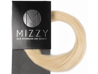Mizzy Classic Single Drawn äkta löshår nailhair #60 50cm