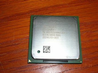 Intel  P4 2000 Mhz 400Mhz buss 512Kb cash 478 socket