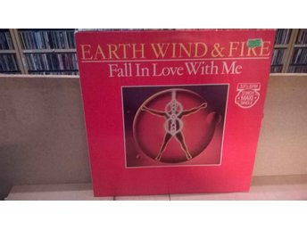 Earth, Wind & Fire - Fall in love with me, LP