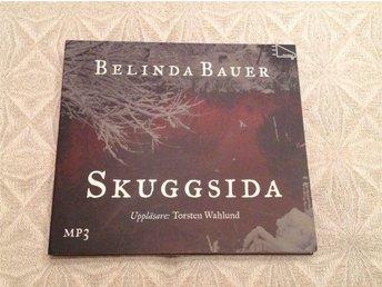 Belinda Bauer / Skuggsida. MP3-skiva Bra skick! - Dalby - Belinda Bauer / Skuggsida. MP3-skiva Bra skick! - Dalby