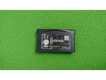 Castlevania GBA Gameboy Advance
