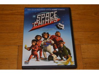 Space Chimps - 2008 - DVD