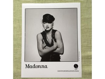 Madonna original promotional photo 8x10 inch