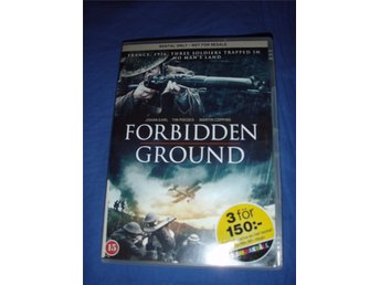 Forbidden ground svensk text DVD