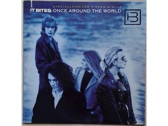 """It Bites title*Once Around The World* Rock Pop, Prog Rock 12"""" US - Hägersten - It Bites title*Once Around The World* Rock Pop, Prog Rock 12"""" US - Hägersten"""