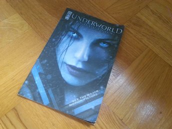 Underworld evolution comic