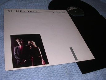 Blid Date - Don't Walk (LP) Rock Norge New Wave EX/VG++