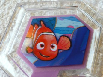 Disney Infinity Disney/Pixar Power Disc Marlin-revet Nemo