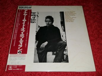 Bob Dylan Another side of Bob Dylan Japan obi lyrics rare