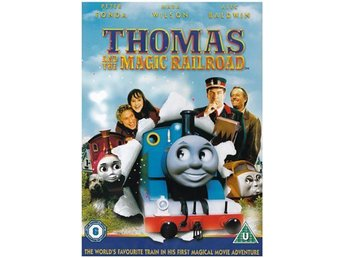 Thomas And The Magic Railroad - Peter Fonda - DVD