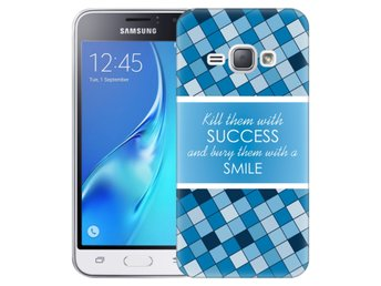 Samsung Galaxy J1 (2016) Skal Success Smile