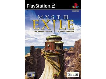 Myst III Exile - Playstation 2 PS2