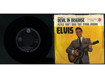 ELVIS PRESLEY - DEVIL IN DISGIUSE