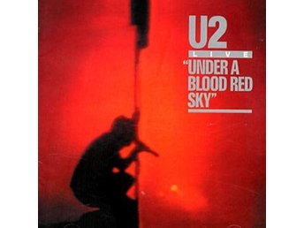 U2: Under a blood red sky (Rem) (Vinyl LP)