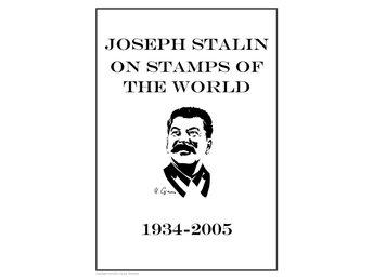 Javascript är inaktiverat. - Höör - INGA FRIMÄRKEN!!! JOSEPH STALIN ON STAMPS OF THE WORLD 1934-2005 PDF STAMP ALBUM PAGES (21 SIDOR) Klar att skriva ut sidor för frimärken, block organiseras kronologiskt. Observera: Dessa sidor är unika och är inte kopior från en annan käll - Höör