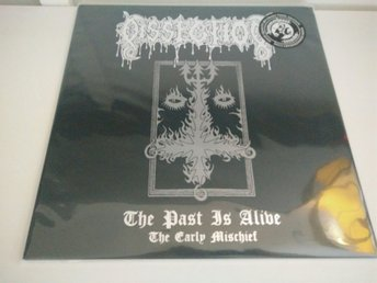 Dissection - The Past is Alive (clear vinyl lim. 100)