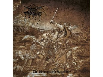 DARKTHRONE-Ny LP LTD 180g 1000ex 2013-The Underground Resistance-Gatefold+Poster