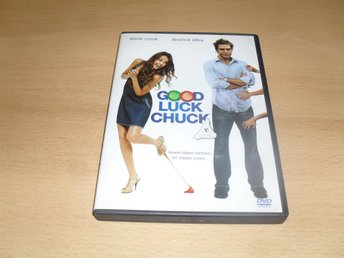 DVD-film: Good luck Chuck (Dane Cook, Jessica Alba)