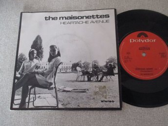 "The Maisonettes ""Heartache Avenue / Last One To Know"""