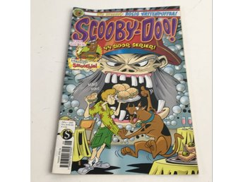 Scooby-Doo, Tidning