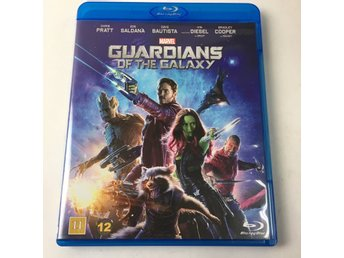 Blu-Ray Disc, Blu-ray Film, Guardians of the Galaxy