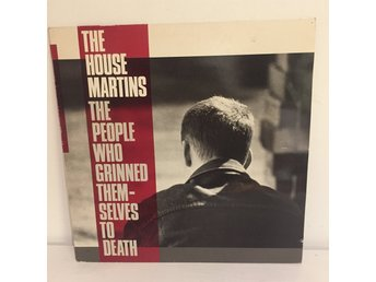 The Housemartins - The People who grinned...   Lp