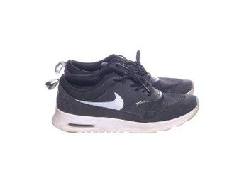 Nike Air Max Thea Svart Läder Strl 37.5 (351083384) ᐈ Köp