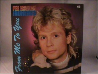 Per Kristian Indrehus - From me to you - Vinyl lp