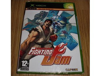 Xbox: Capcom Fighting Jam (ny)