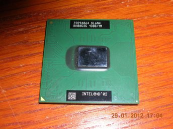 Intel  Mobil P4 1300 Mhz 400Mhz buss 1024Kb cash 478 socket