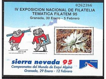 Spanien 1995, Mnr: Block nr 56 ** - Njurunda - Spanien 1995, Mnr: Block nr 56 ** - Njurunda