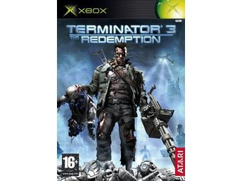 Terminator 3: The Redemption - Xbox - Varberg - Terminator 3: The Redemption - Xbox - Varberg