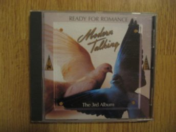 Modern Talking - Ready For Romance - The 3rd Album CD