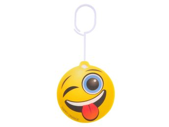 Doftgran Till Bilen Luft Freshener Emoticon HAPPY ORANGE