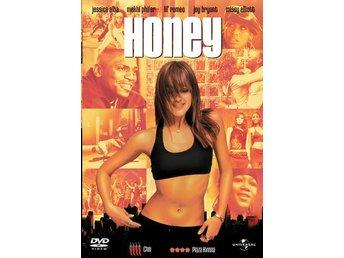 HONEY (2003) - Jessica Alba, Lil Romeo - DVD - UTGÅTT - Degeberga - HONEY (2003) - Jessica Alba, Lil Romeo - DVD - UTGÅTT - Degeberga