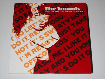 "THE SOUNDS - TONY THE BEAT  7""   GUL VINYL"