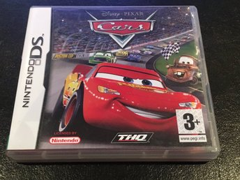 Spel Nintendo DS Cars