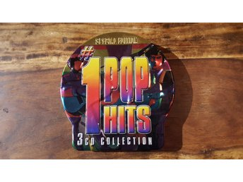 # 1 Pop Hits Special Edition / CD 1993 / diverse 50-60-70-80 tals artister