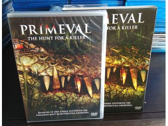Primeval (Dominic Purcell) 2007 - DVD NY
