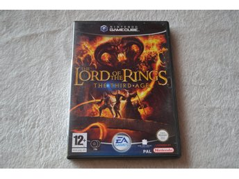The Lord of the Rings: The Third Age Nintendo Gamecube