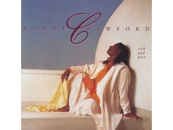 Randy Crawford - Rich And Poor - CD - 1989 - Nyskick