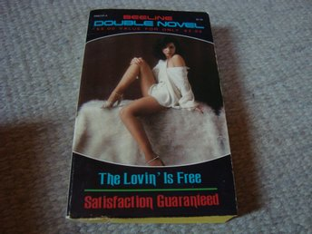 EROTISK NOVELL .2ST  THE LOVIN´IS FREE + SATISFACTION GUARANTEED