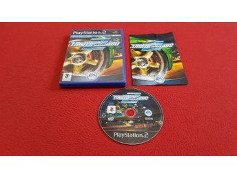NEED FOR SPEED UNDERGROUND 2 till Sony Playstation 2 PS2